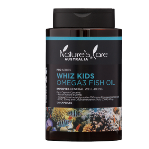 Nature's Care Whiz Kids 120s
