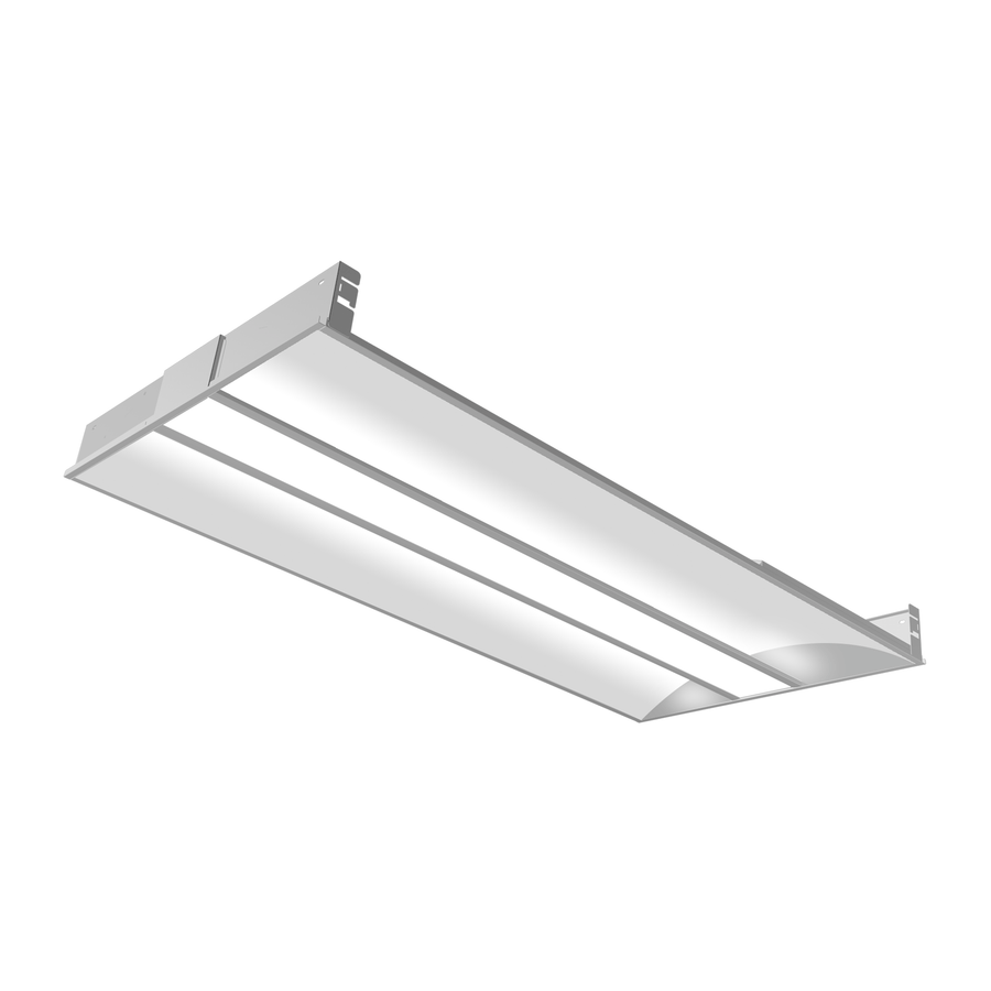 Edgeline Recessed Troffer