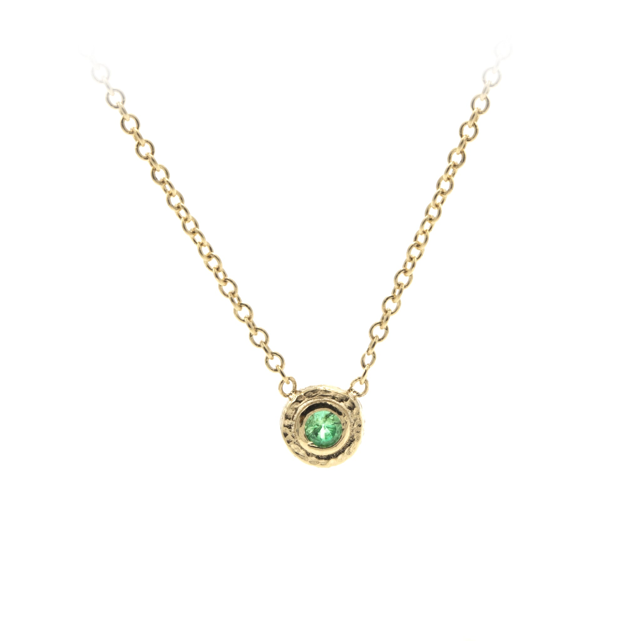 Nesting Gem Necklace