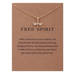 "Wish ""Free Spirit"" Necklace"