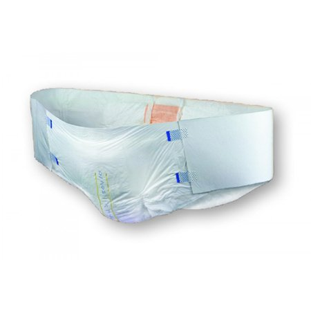 Adult Incontinent Brief Tranquility® Bariatric Tab Closure 3X-Large Disposable Heavy Absorbency
