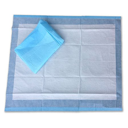 Underpad Select® 28 X 30 Inch Disposable Fluff Moderate Absorbency