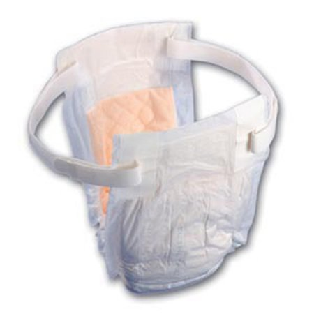 Adult Incontinent Belted Undergarment Tranquility® Pull On One Size Fits Most Disposable Heavy Absorbency