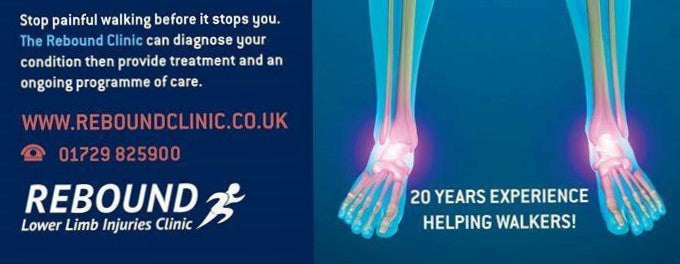 Podiatry Advice Clinic - 2nd & 3rd October 2020