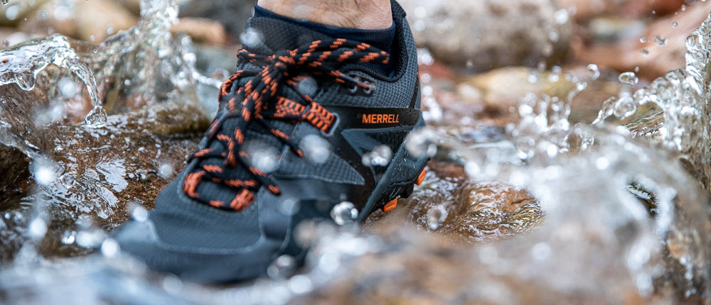 WIN! A pair of New Merrell MQM Shoes