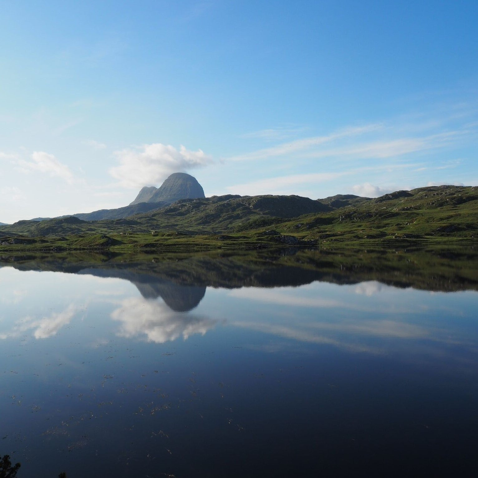 Image for article Suilven