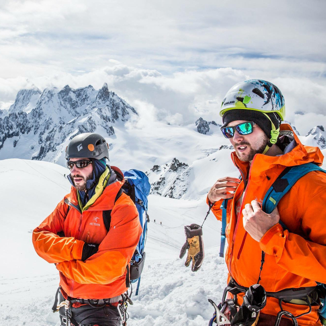 Image for article Arcteryx Alpine Academy 2016
