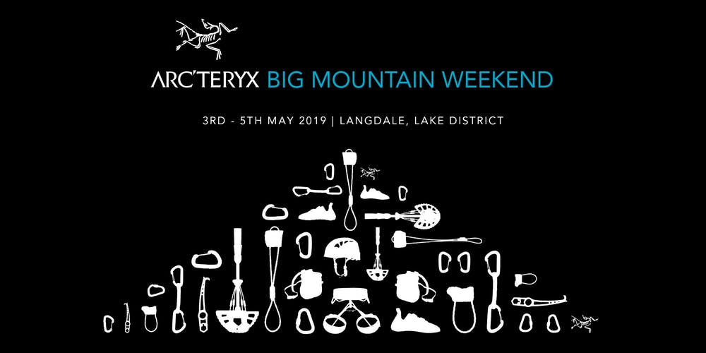 Image for article Arc'teryx Big Mountain Weekend 3rd – 5th May 2019 | Sticklebarn, Langdale