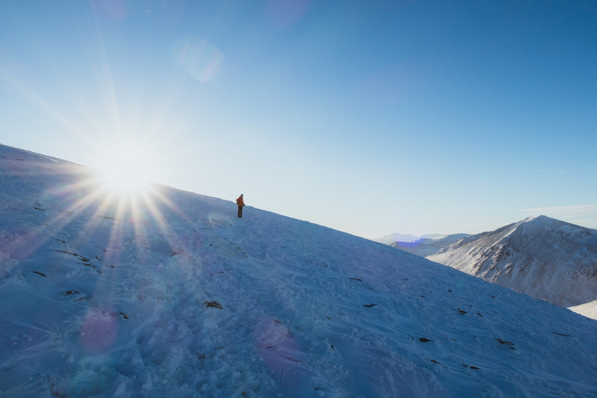 Image for article Winter Walking in the Cairngorms - Athena Mellor