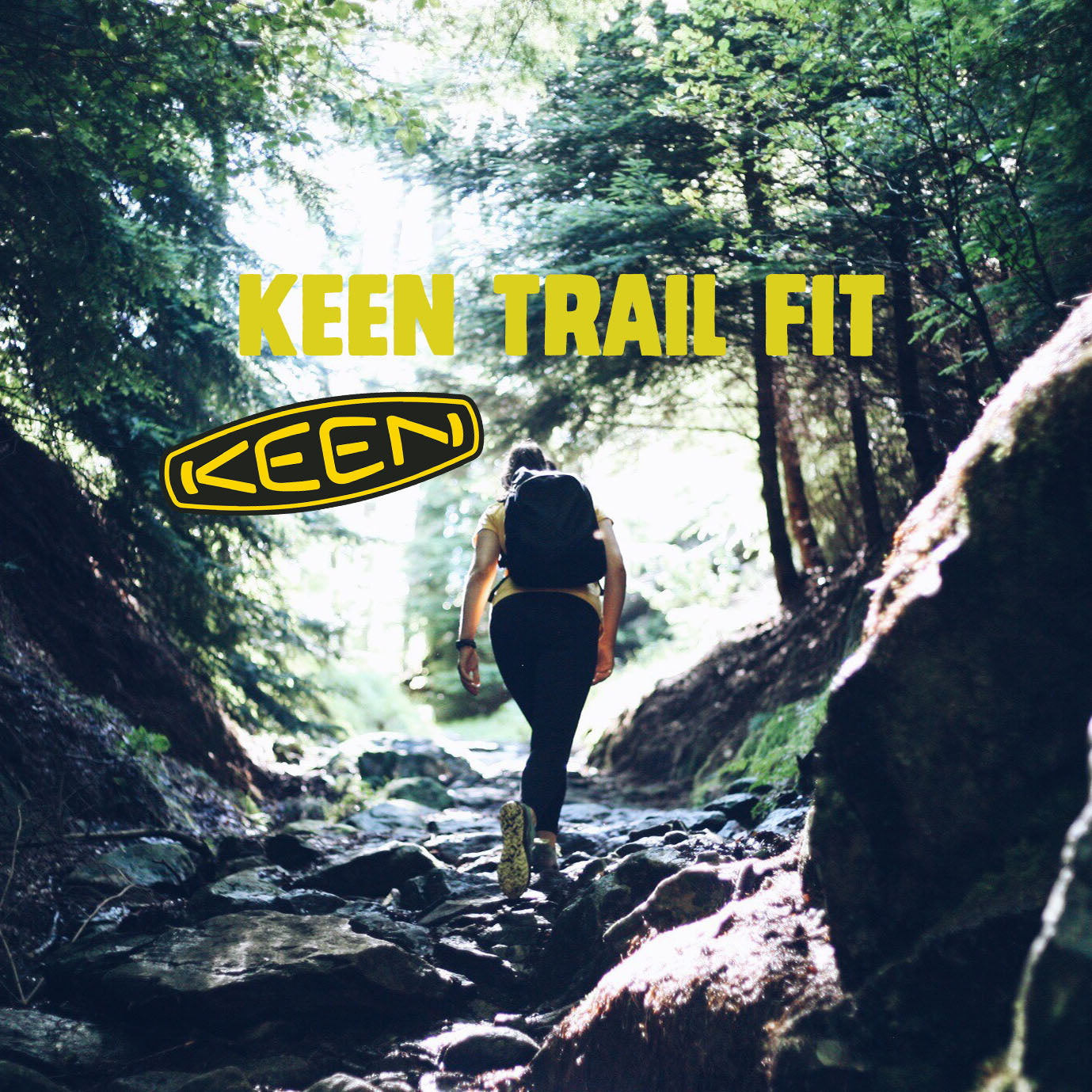 Image for article Trail fit with Keen. Find out more...