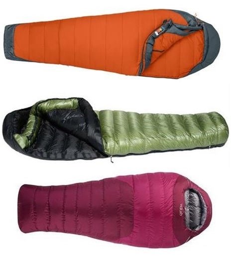 Image for article Sweet Dreams Part Two - Sleeping Bags