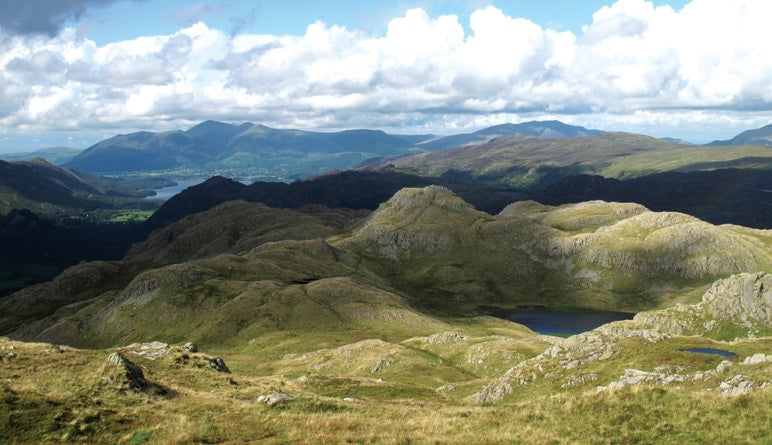 Image for article WALK OF THE MONTH - Glaramara from Seatoller