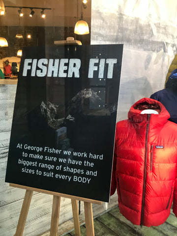 Fisher Fit 2020