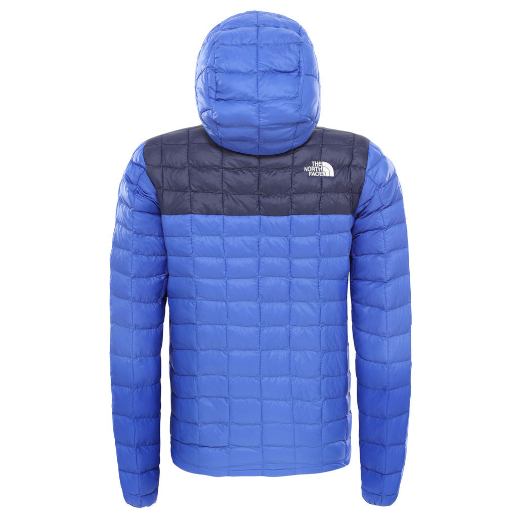 North Face INSULATED Jacket Boy's Thermoball Eco Hoodie TNF Blue