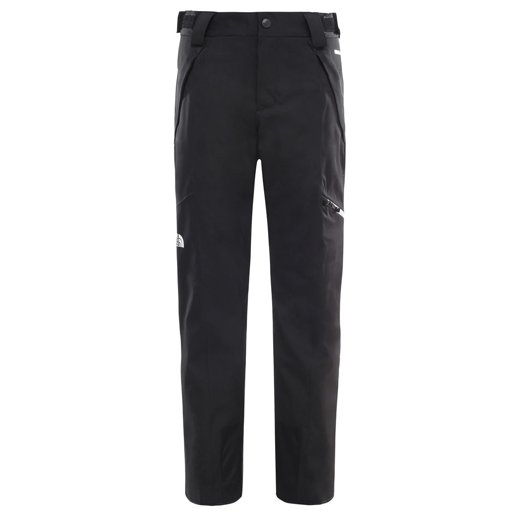 North Face SKI Pants Girl's Lenado Trousers TNF Black/White