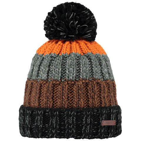 Barts Hat Men's Wilhelm Beanie Orange