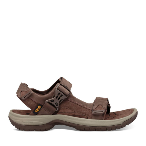 Men's Teva Tanway Leather - Brown