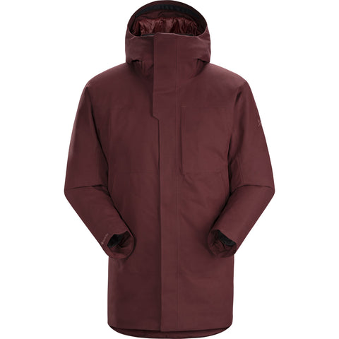 Arc'teryx INSULATED Jacket Men's Therme Parka Flux Red