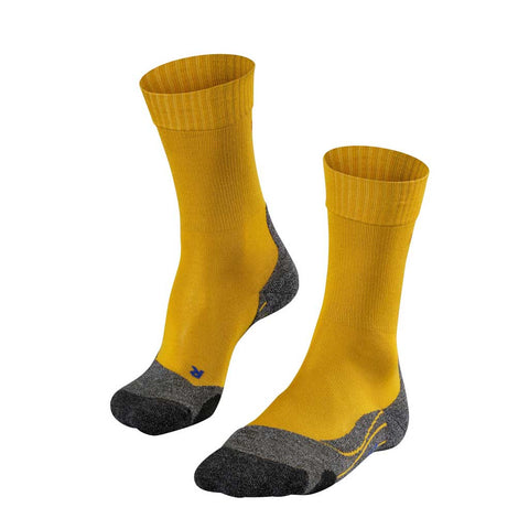 Falke HIKING Socks Men's TK2 Cool Mustard