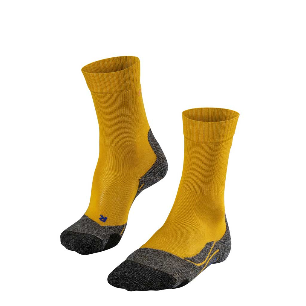 Falke HIKING Socks Women's TK2 Cool Mustard