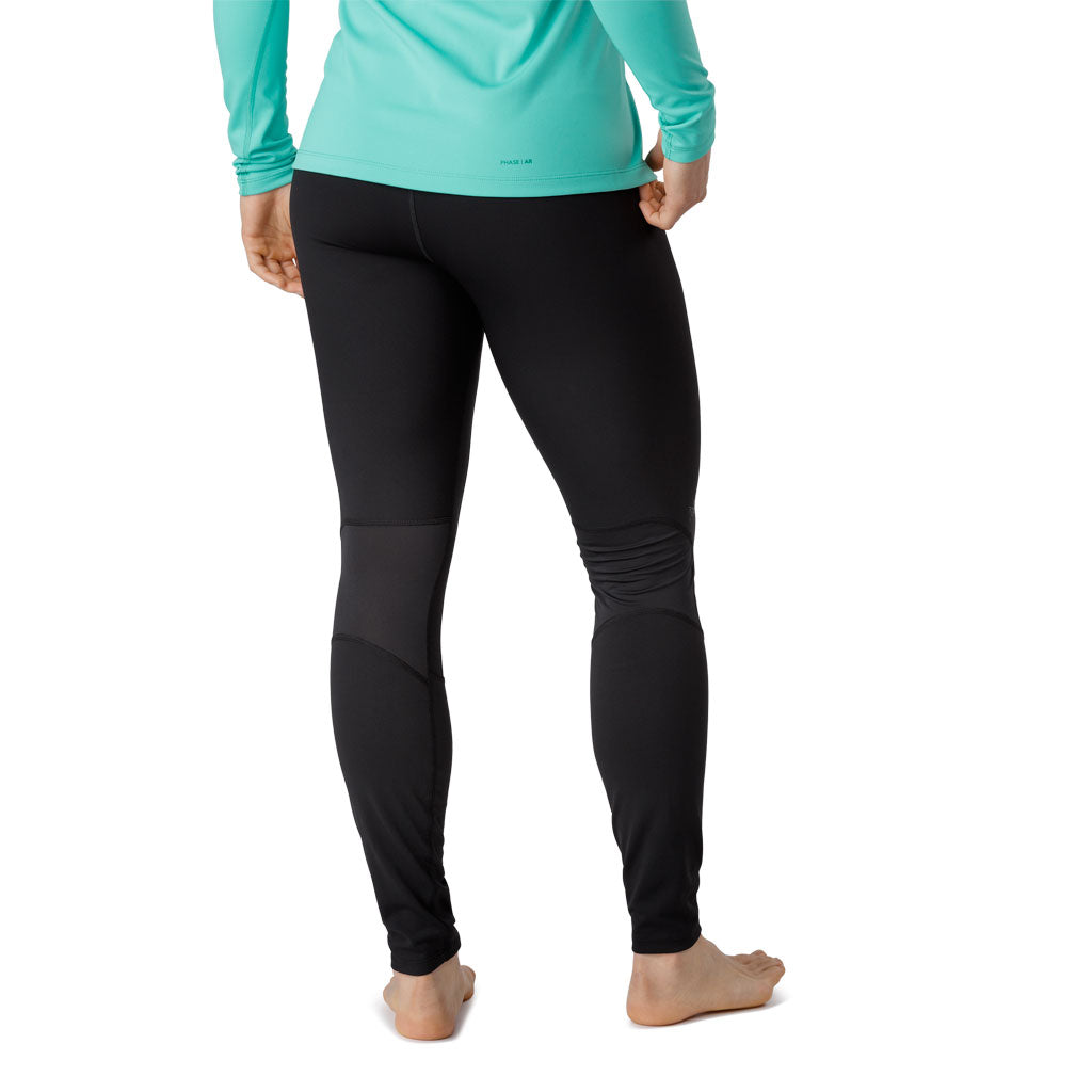 Arc'teryx BASE LAYER Pants Women's Phase AR Bottoms Black