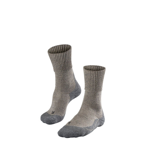 Falke HIKING Socks Men's TK1 Wool Kitt Mouline