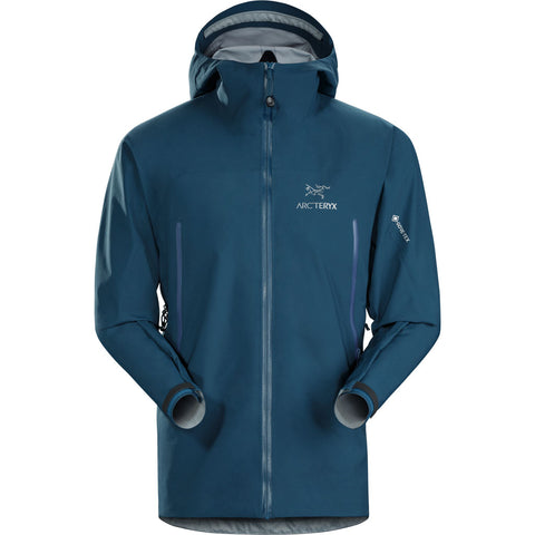 Arc'teryx WATERPROOF Jacket Men's Zeta AR Nereus Blue