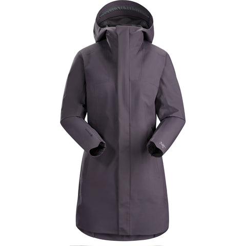 Arc'teryx WATERPROOF Jacket Women's Codetta Coat Whiskey Jack