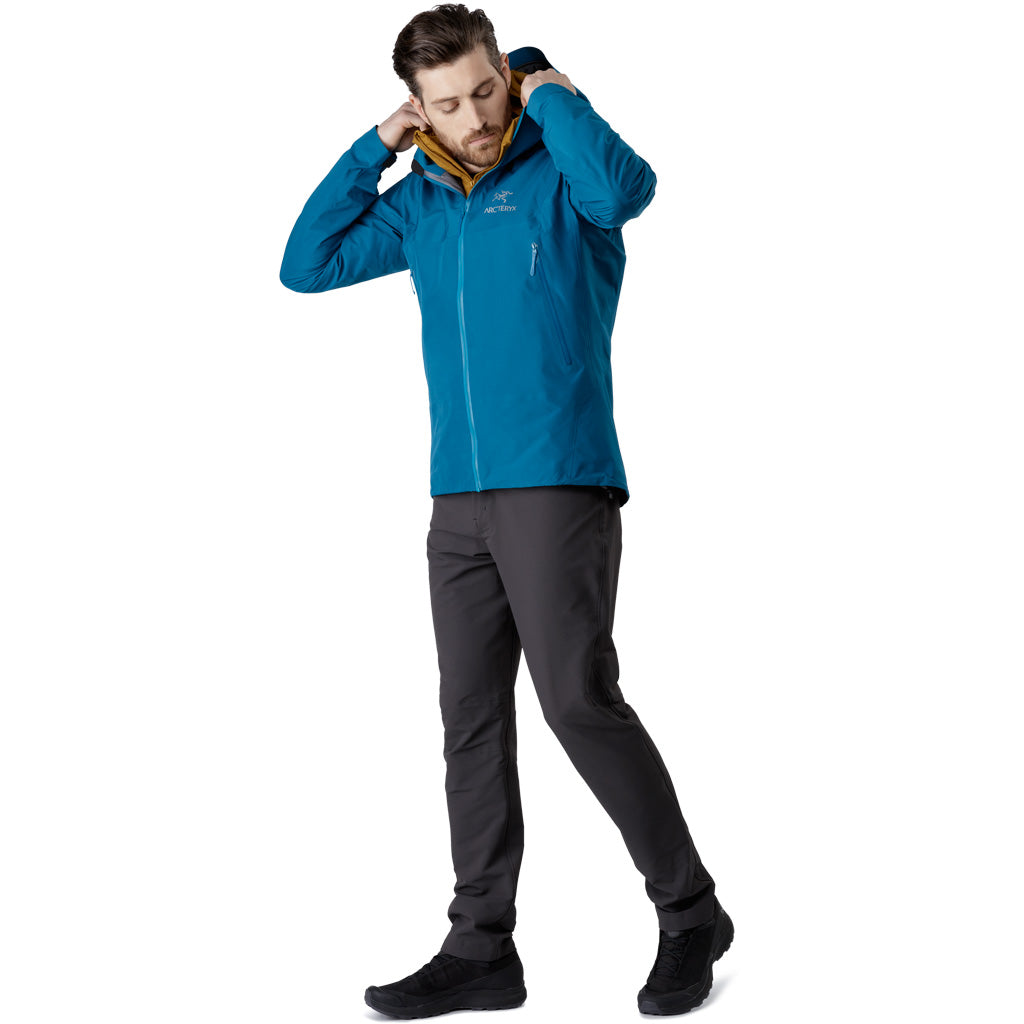 Arc'teryx WATERPROOF Jacket Men's Beta LT Iliad Blue
