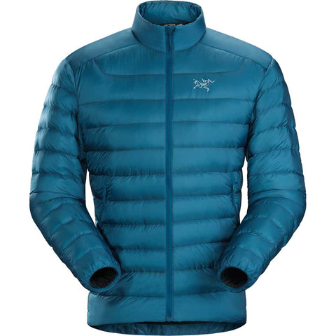 Arc'teryx INSULATED Down Jacket Men's Cerium LT Iliad Blue