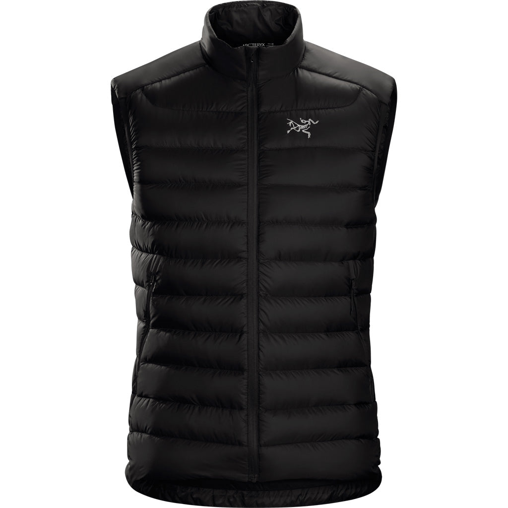 Arc'teryx INSULATED Top Men's Cerium LT Vest Black