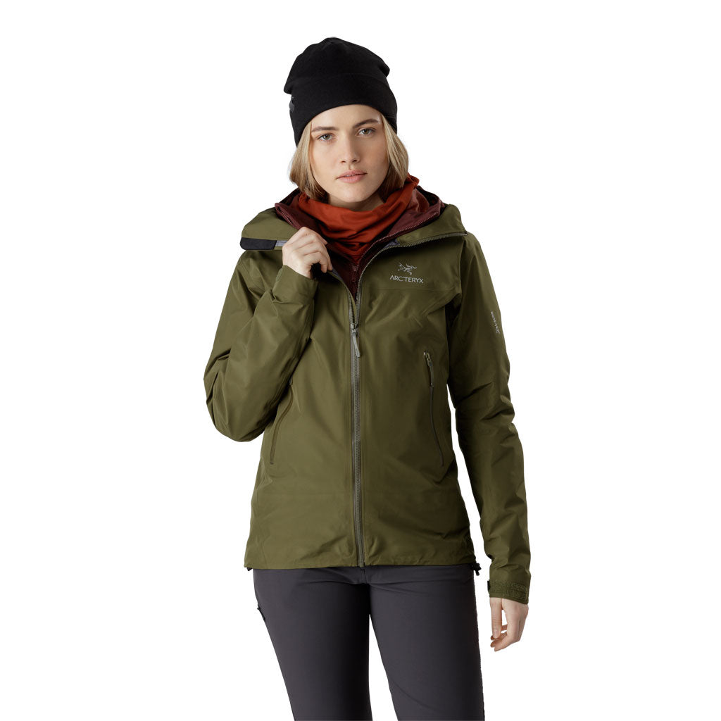 Arc'teryx WATERPROOF Jacket Women's Beta LT Bushwhack