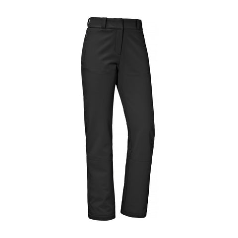 Schoffel SKI Pants Women's Lille 1 Softshell Black