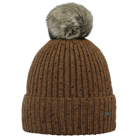 Barts Hat Women's Splendor Beanie Brown