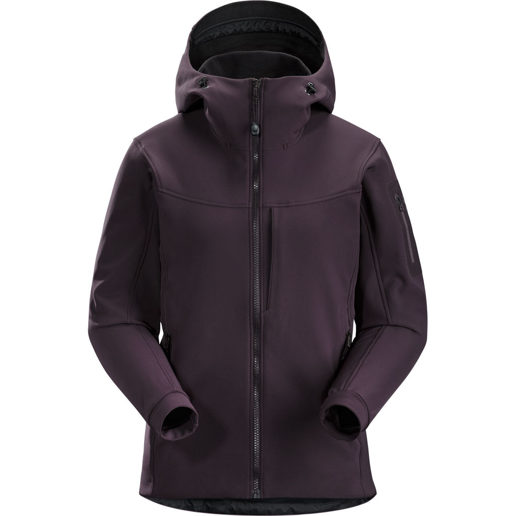 Arc'teryx SOFTSHELL Jacket Women's Gamma MX Hoody Dimma