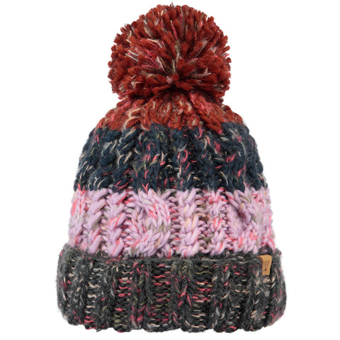 Barts Hat Women's Sandy Beanie Dark Heather