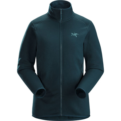 Arc'teryx FLEECE Jacket Women's Kyanite Labyrinth