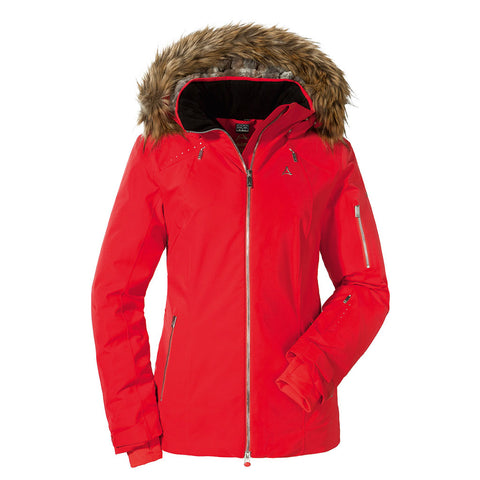 Schoffel SKI Jacket Women's Keystone3 Red