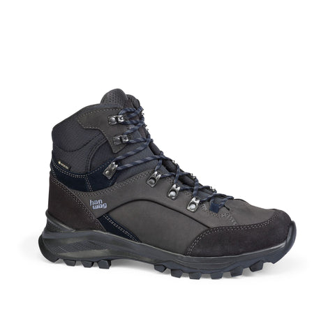 Hanwag Men's Banks GTX - Navy/ Asphalt