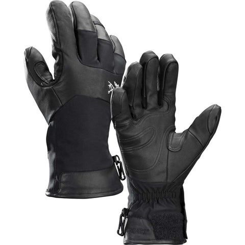 Arc'teryx Ski Gloves Sabre Black