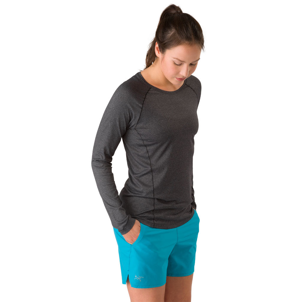 Arc'teryx Top Women's Tolu LS Black