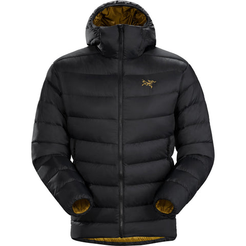 Arc'teryx INSULATED Down Jacket Men's Thorium AR Hoody 24K Black