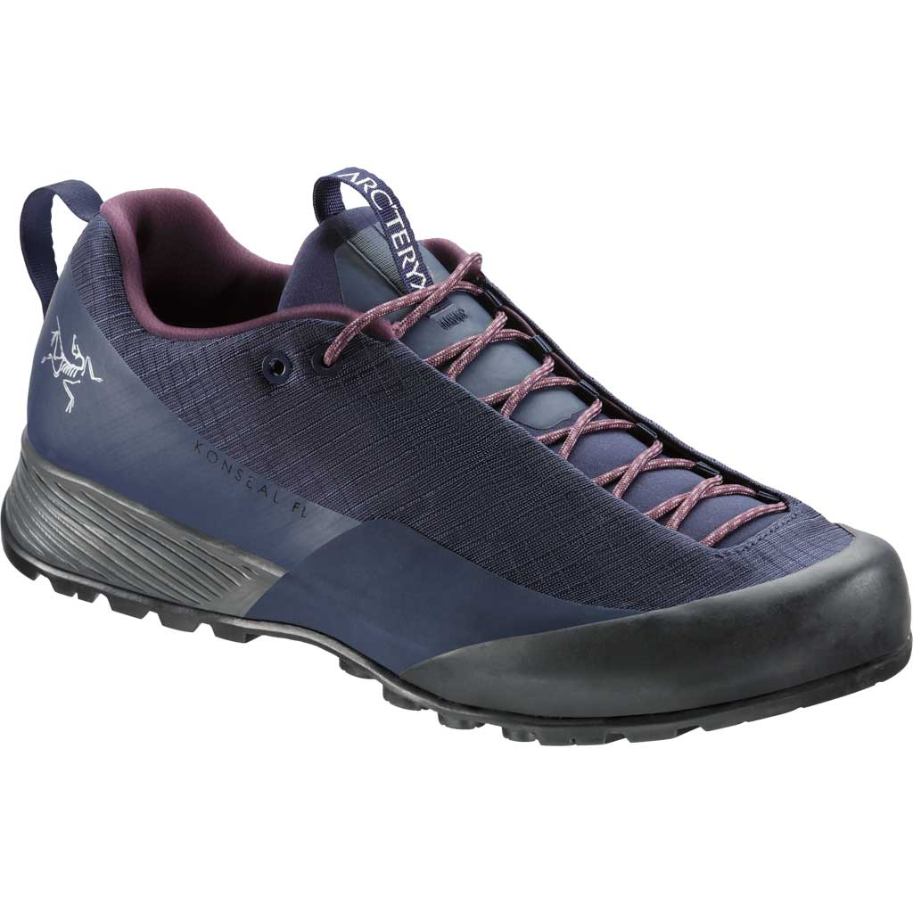 Arc'teryx Approach Shoes Women's Konseal FL GTX Midnight/Purple Reign