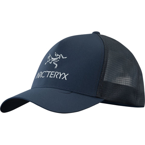 Arc'teryx Cap Logo Trucker Hat Dark Navy