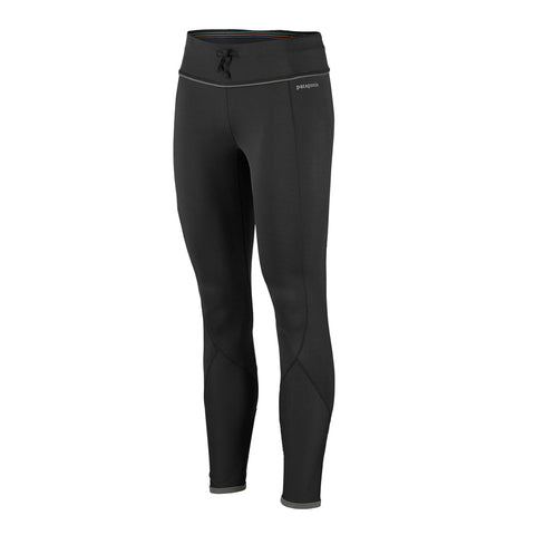 "Patagonia Pants Women's Peak Mission Tights 27"" Black"