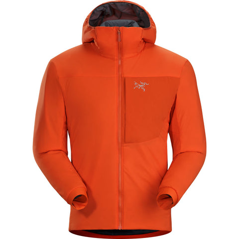 Arc'teryx INSULATED Jacket Men's Proton LT Hoody Sambal Red