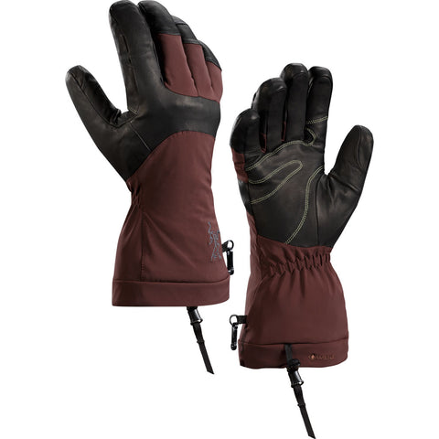 Arc'teryx INSULATED WATERPROOF Gloves Fission SV Flux/Infrared