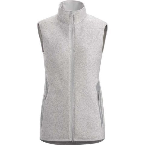 Arc'teryx FLEECE Top Women's Covert Vest Athena Grey Heather
