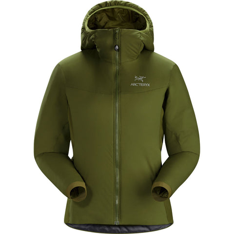 Arc'teryx INSULATED Jacket Women's Atom LT Hoody Bushwack