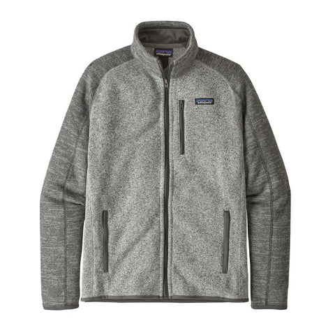 Patagonia Men's Better Sweater Jacket - Grey